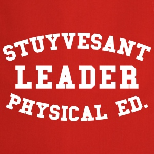 STUYVESANT LEADER PHYSICAL ED. Aprons - Cooking Apron