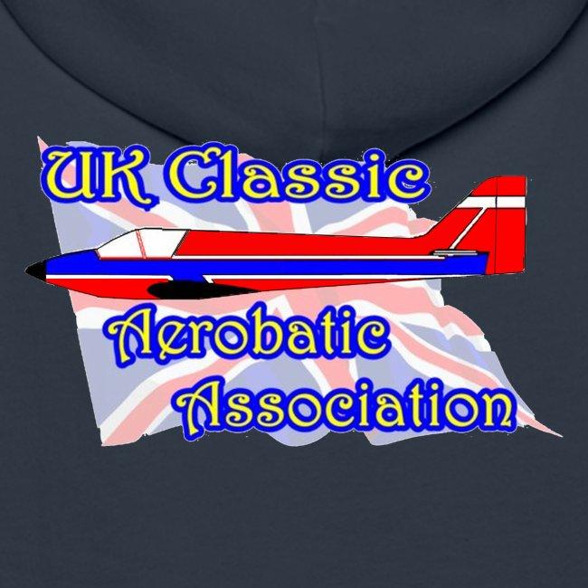 UKCAA Hoodie - Logo on the back