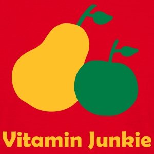 Vitamin Junkie - V2 T-Shirts - Men's T-Shirt