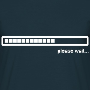 Loading.. Please Wait.. - Men's T-Shirt