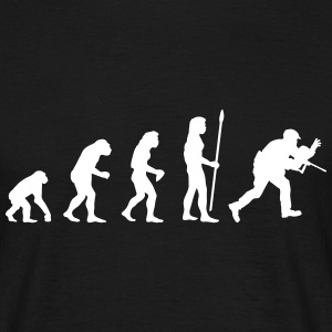 paintball_evolution Tee shirts - T-shirt Homme