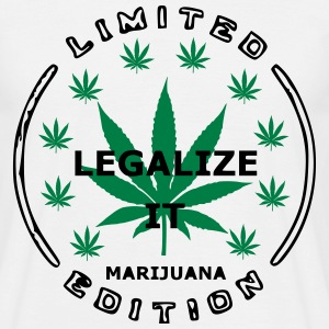 Legalize it - T-shirt Homme