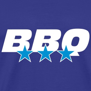 BBQ - Barbecue Tee shirts - T-shirt Premium Homme