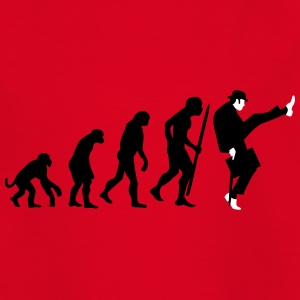 Evolution of silly walks Tee shirts - T-shirt Ado