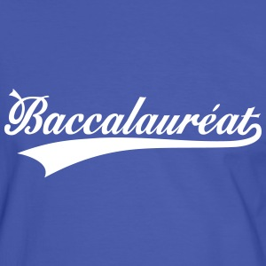 Baccalauréat Tee shirts - T-shirt contraste Homme
