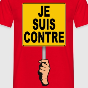 manifestant contre ? Tee shirts - T-shirt Homme
