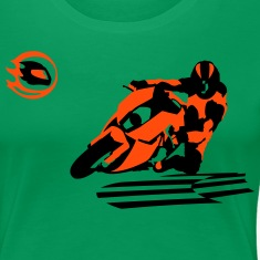 Motorcycle Camisetas
