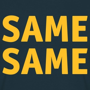 Same Same (1c, NEU) - Men's T-Shirt