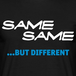 Same Same But Different (1c, NEU) - Männer T-Shirt
