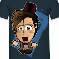 Design ~ Chibi Doctor Who - 11th (Male)