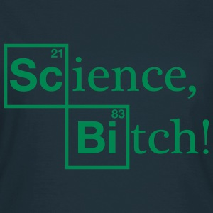 Science, Bitch! - Jesse Pinkman - Breaking Bad T-Shirts - Frauen T-Shirt