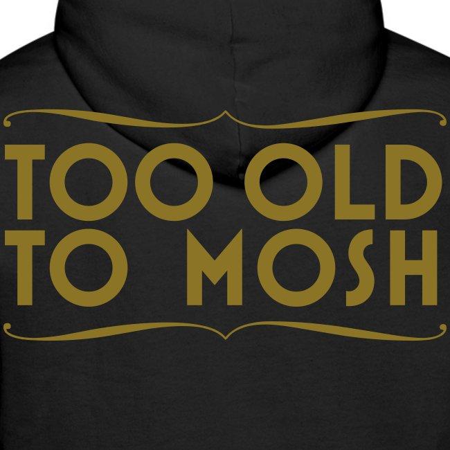 Felpa Mosh