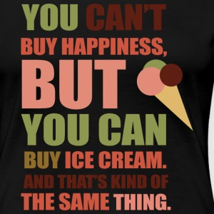 ICE CREAM T-Shirts - Frauen Premium T-Shirt