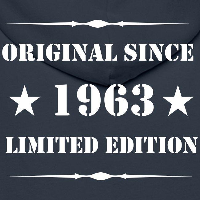 Kapuzenjacke 1963 Limited Edition