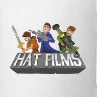 Design ~ Hat Films (Left Handed) Mug
