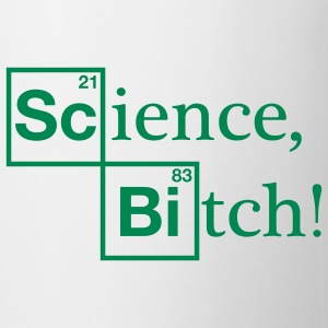 Science, Bitch! - Jesse Pinkman - Breaking Bad Bottles & Mugs - Mug