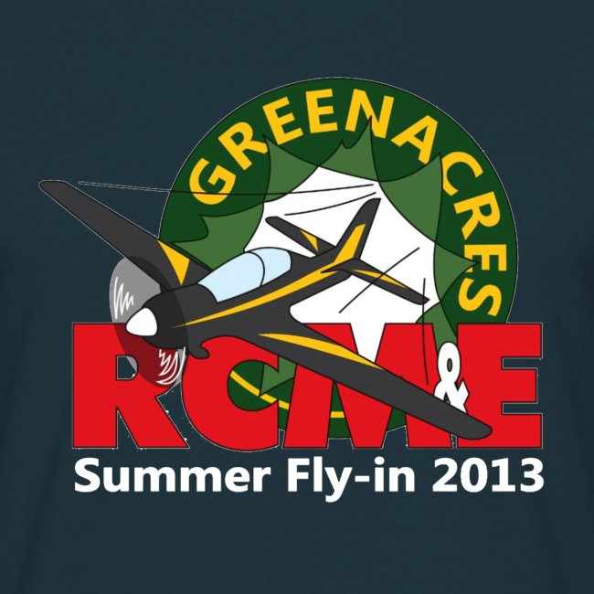 Greenacres RCM&E 2013 Fly-in T shirt
