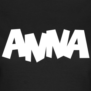 Anna T-Shirt - Frauen T-Shirt