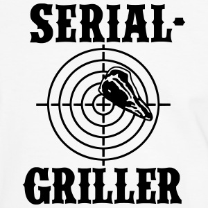 Serial Killer 1 - Männer Kontrast-T-Shirt