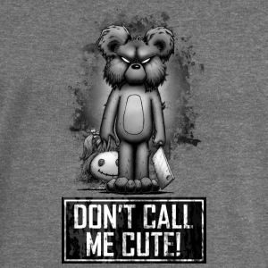 Teddy - Don't Call Me Cute Sweat-shirts - Pull Femme col bateau de Bella