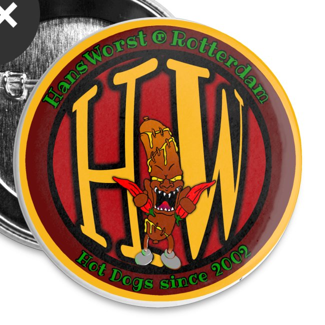 HW-Button 25mm