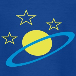 space - Kinder T-Shirt