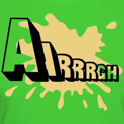 Aarrrgh - 2 Farb Vektor