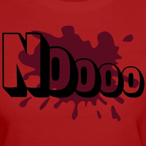 Noooo - 2 Farb Vektor