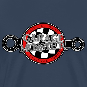 garage monster T-Shirts - Männer Premium T-Shirt