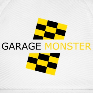 garage monster Caps & luer - Baseballcap