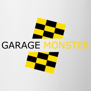 garage monster Flaskor & muggar - Mugg