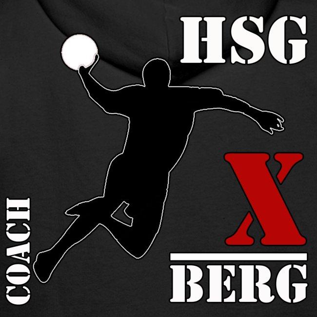 HSG KRZ BERG Hoodie coach