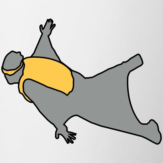tasse - wingsuit