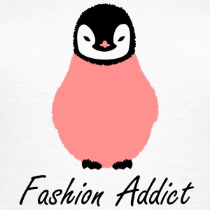 kleiner pinguin T-Shirts - Frauen T-Shirt