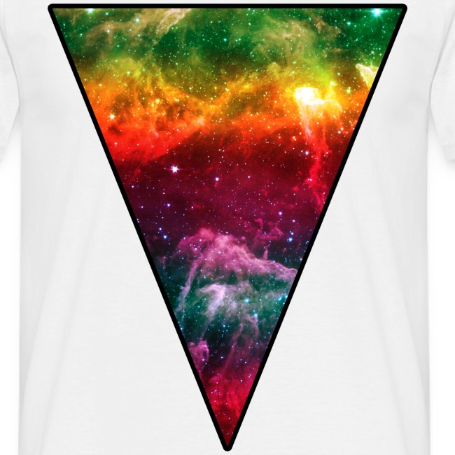 Mens hipster tee