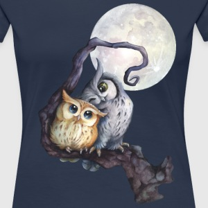 Moon love T-Shirts - Frauen Premium T-Shirt