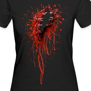 Heartless - Frauen Bio-T-Shirt