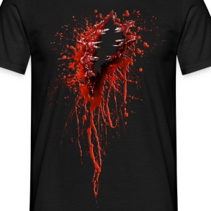 Heartless - Männer T-Shirt