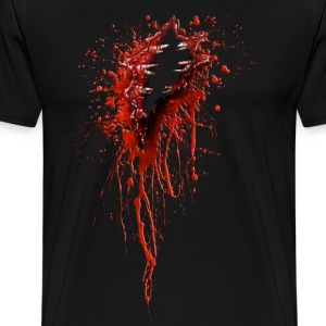 Heartless - Männer Premium T-Shirt