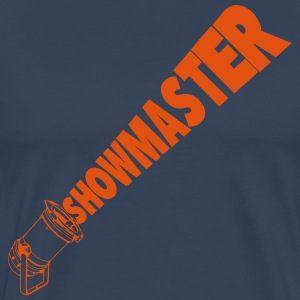Showmaster regular - Männer Premium T-Shirt