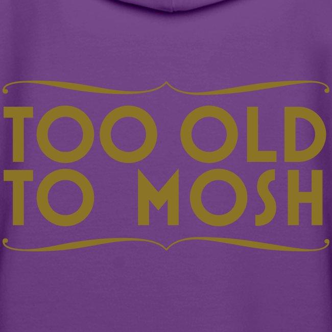 Felpa da donna Mosh