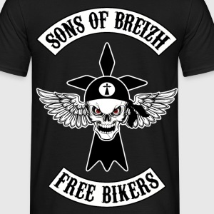 breizh bikers 02 T-Shirts - Men's T-Shirt