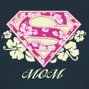 Superman 'S-Shield Mom' Women T-Shirt - Vrouwen T-shirt