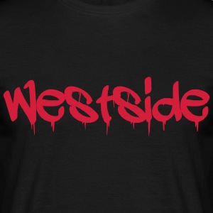 Westside T-shirts - Herre-T-shirt