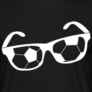 Football spectacle  T-Shirts - Men's T-Shirt