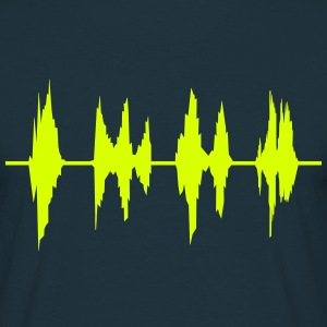 audio T-Shirts - Men's T-Shirt