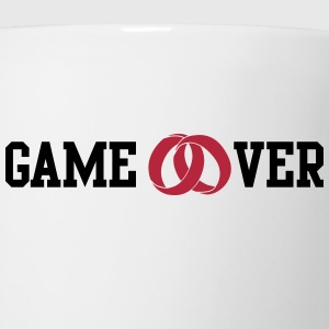 game over Bottles & Mugs - Mug