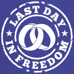 Last day in freedom Kookschorten - Keukenschort