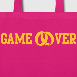 game over Bags & backpacks - EarthPositive Tote Bag