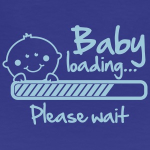 Baby loading - please wait T-Shirts - Frauen Premium T-Shirt